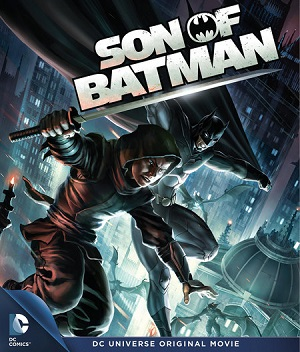 DVD - Son Of Batman - 2014