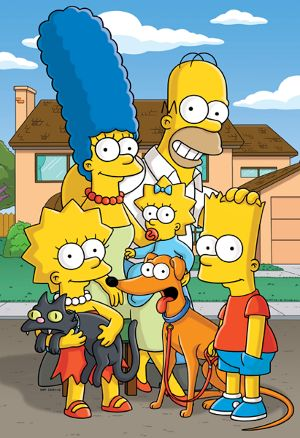 Photo - The Simpsons - 2014