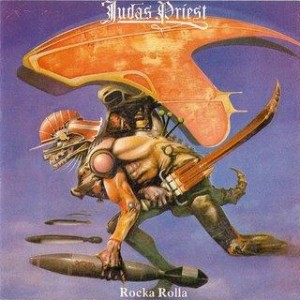CD - Judas Priest - Rocka Rolla - 2