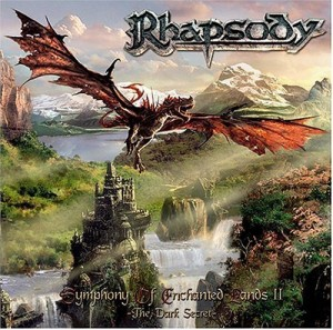 """Symphony Of Enchanted Lands, Vol. 2: The Dark Secret"" by Rhapsody"