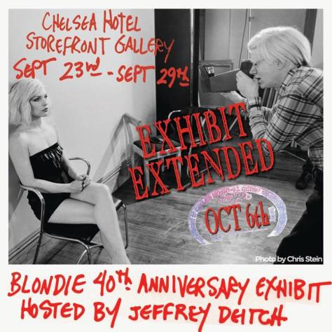 Photo - Blondie Exhibit - 2014 - 2