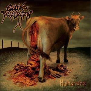 """Humanure"" by Cattle Decapitation"