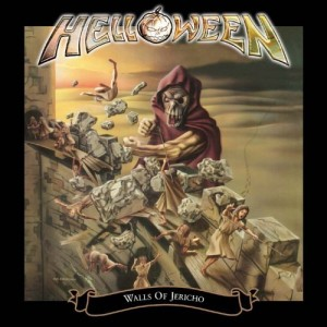 """Walls Of Jericho"" (remaster) by Helloween"