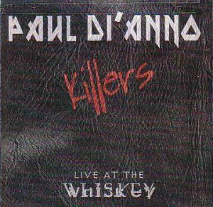 """Live At The Whiskey"" by Paul Di'Anno"