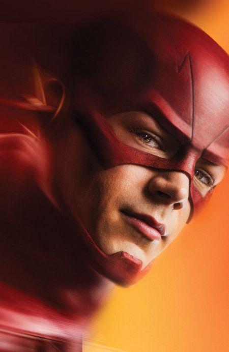 """The Flash Season 0"" #1"