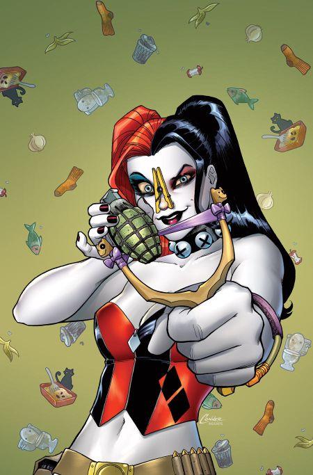 """""""Harley Quinn Annual"""" #1"""