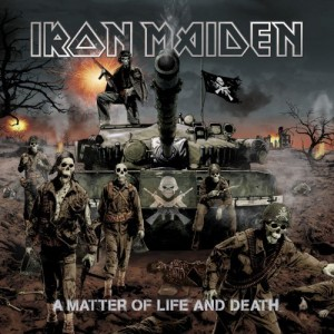 """""""A Matter Of Life And Death"""" by Iron Maiden"""