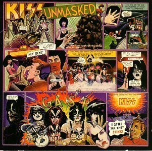 """Unmasked"" (remaster) by KISS"