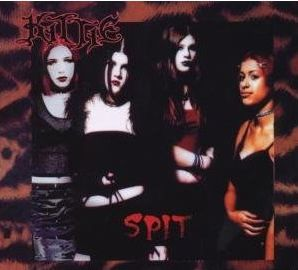 """Spit"" (remaster) by Kittie"