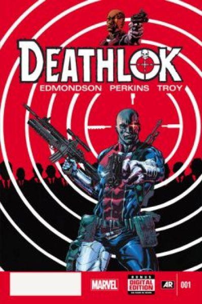 Comic - Deathlok 1 - 2014