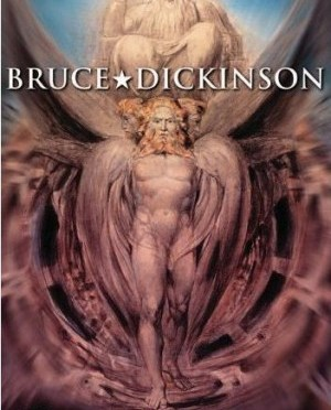 """Anthology"" by Bruce Dickinson"