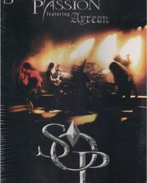 """Live In The Real World"" (DVD) by Stream Of Passion"