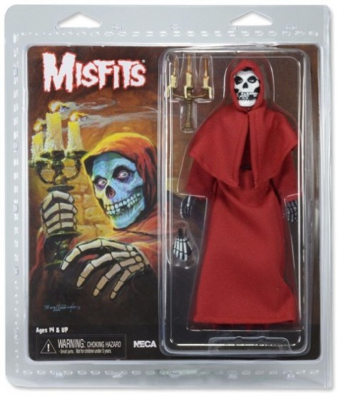 Figure - Misfits Fiend - Red Pkg