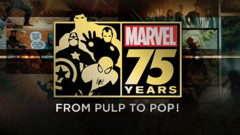 Photo - Marvel 75 Years From Pulp To Pop