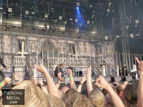 king diamond, king diamond concert photos, tuska open air festival