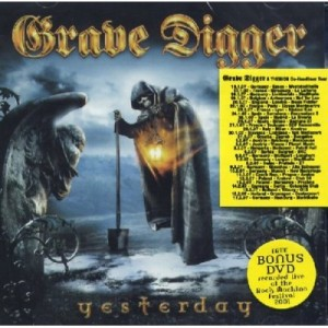 """""""Yesterday"""" (EP) by Grave Digger"""