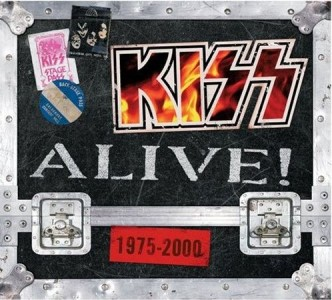 """""""Alive! 1975-2000"""" by KISS"""