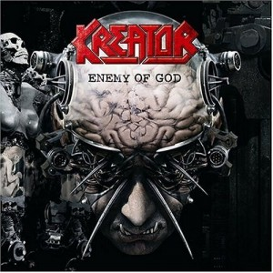 """Enemy Of God"" by Kreator"