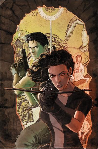 Comic - Grayson Annual 1 - 2014