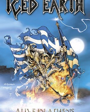"""Alive In Athens – The DVD"" by Iced Earth"