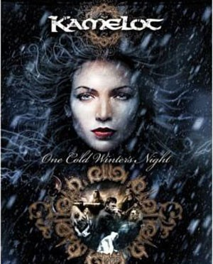 """""""One Cold Winter's Night"""" (DVD) by Kamelot"""