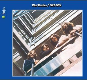 """The Beatles: 1967-1970″/""The Blue Album"" (remaster) by The Beatles"