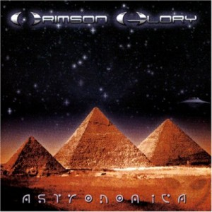 """Astronomica"" (Deluxe Edition) by Crimson Glory"