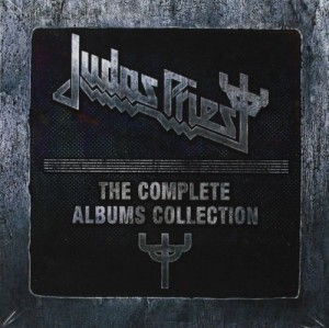 """The Complete Albums Collection"" by Judas Priest"