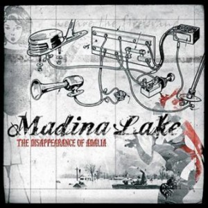 """The Disappearance Of Adalia"" by Madina Lake"