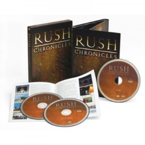"""""""Chronicles"""" (deluxe edition) by Rush"""