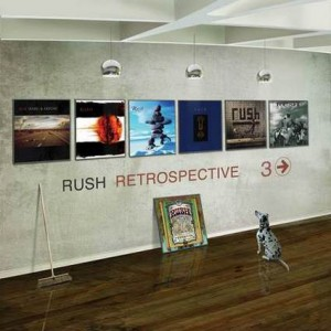 """Retrospective 3: (1989-2008)"" by Rush"
