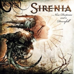 """Nine Destinies and a Downfall"" by Sirenia"