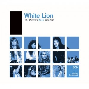 """""""The Definitive Rock Collection"""" by White Lion"""