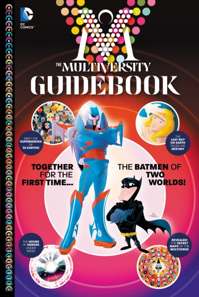 Comic - The Multiversity Guidebook 1 - 2015
