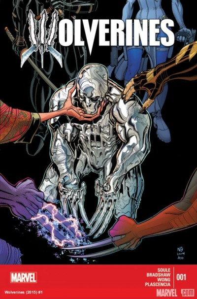 Comic - Wolverines 1 - 2015