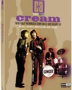 """Classic Artists"" by Cream"