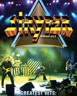 """""""Greatest Hits: Live In Puerto Rico"""" by Stryper"""