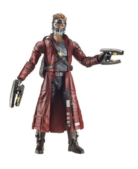 GOTG LEGENDS STAR LORD A7904 Mask On