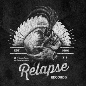 """Relapse Records: 25 Years of Contamination"" Sampler by Various Artists"