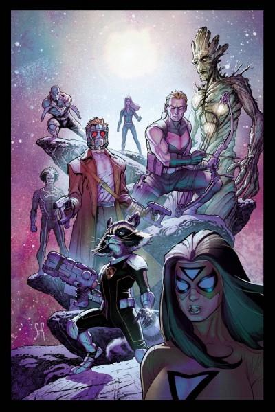 Comic - Guardians Team-Up 2 - 2015