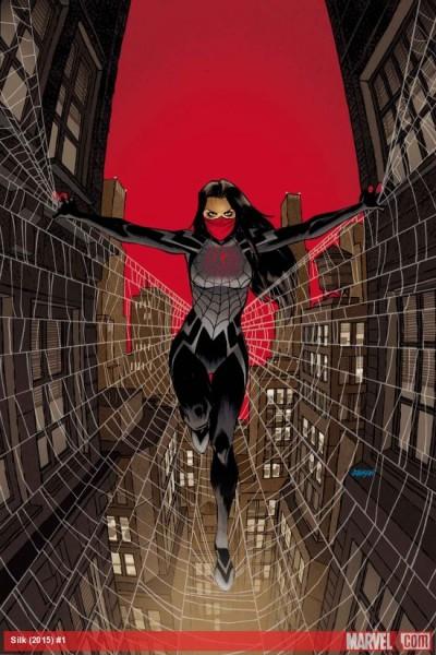 Comic - Silk 1 - 2015