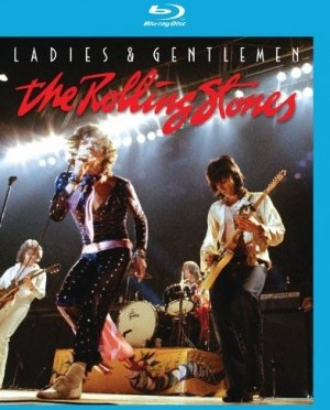 """Ladies and Gentlemen, The Rolling Stones"" (Blu-ray) by The Rolling Stones"