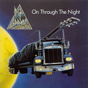 "Def Leppard's ""On Through The Night"" Still Driving At 35 Years"