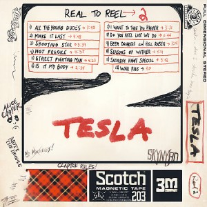 """Real To Reel 2"" by Tesla"