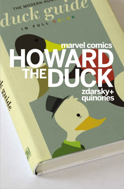 Comic - Howard The Duck 1 - 2015
