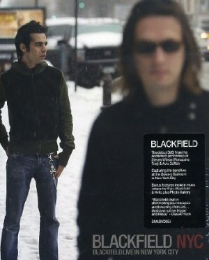 """NYC (Blackfield Live In NYC)"" [DVD] by Blackfield"