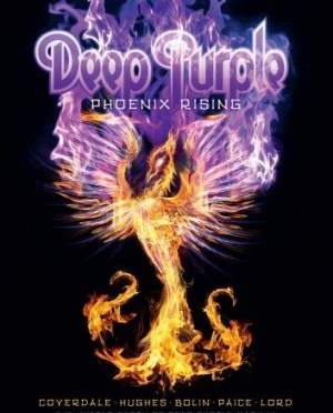 """Phoenix Rising"" (DVD/CD) by Deep Purple"
