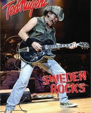 """""""Sweden Rocks"""" (DVD) by Ted Nugent"""