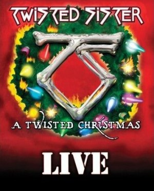 """""""A Twisted Christmas Live"""" (DVD) by Twisted Sister"""
