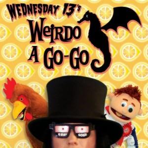 """""""Weirdo A Go-Go"""" by Wednesday 13"""